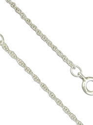 Sterling Silver light prince of wales chain