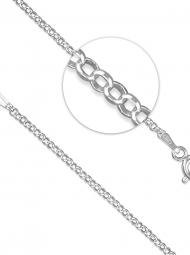 Sterling Silver light Belcher chain