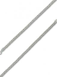 Sterling Silver Medium weight Belcher chain