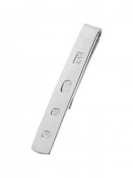 Sterling Silver Tie Slide